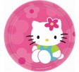 Pratos 18 cm Hello Kitty